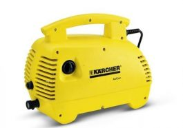 Máy rửa xe Karcher K2 420 có thiết kế nhỏ gọn