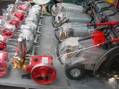 Cần lựa chọn địa chỉ uy tín để mua được máy rửa xe cao áp Đài Loan chính hãng, chất lượng