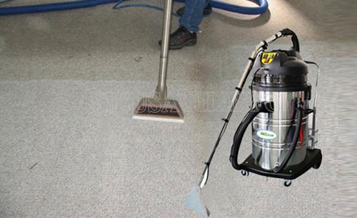 Máy giặt thảm phun hút cho hiệu quả làm sạch vượt trội