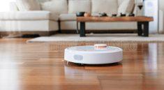 Robot hút bụi giúp người dùng có thời gian nghỉ ngơi