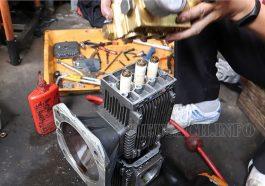 Dịch vụ sửa chữa máy rửa xe chuyên nghiệp Hà Nội
