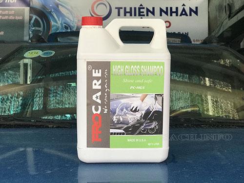 Hóa chất tẩy rửa ô tô, xe máy chuyên dụng