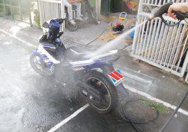 Làm thế nào khi máy phun rửa xe gia đình phát tiếng kêu to