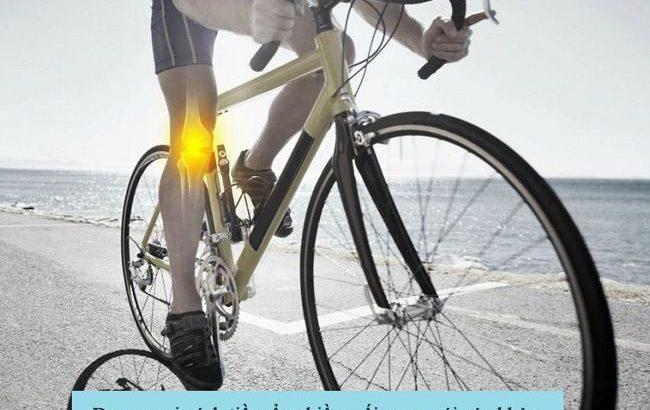 Đạp xe sai cách có thể gây vô sinh