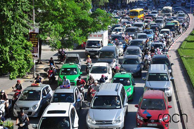 Phương tiện giao thông đường bộ là gì ?