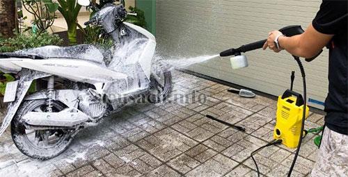 Nắm rõ nguyên lý làm việc của máy rửa xe để sử dụng máy hiệu quả nhất