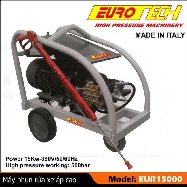 máy rửa xe Eurotech