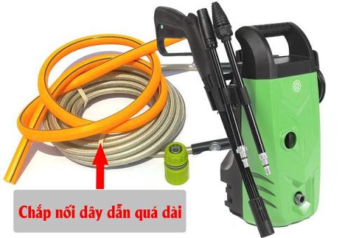 Hạn chế chắp nối đường ống dây