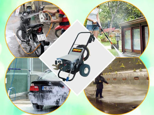 Máy được ứng dụng trong nhiều hoạt động