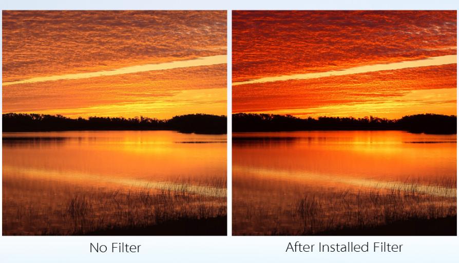 Filter GND(Graduated Neutral Density)