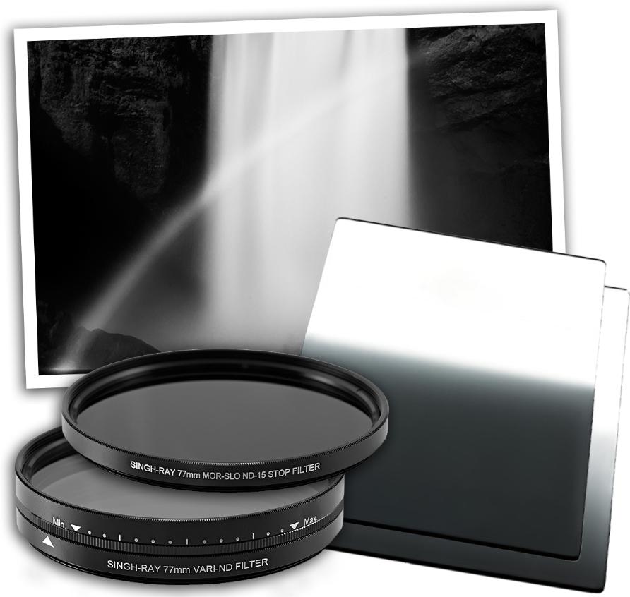 Loại filter này giúp chúng ta chụp một bức ảnh đem lại hiệu ứng màu đen trắng