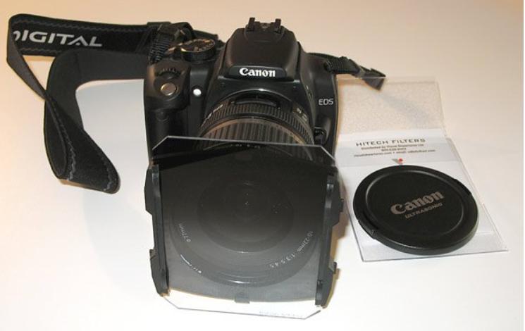 loại Filter cũng phải vừa với lens