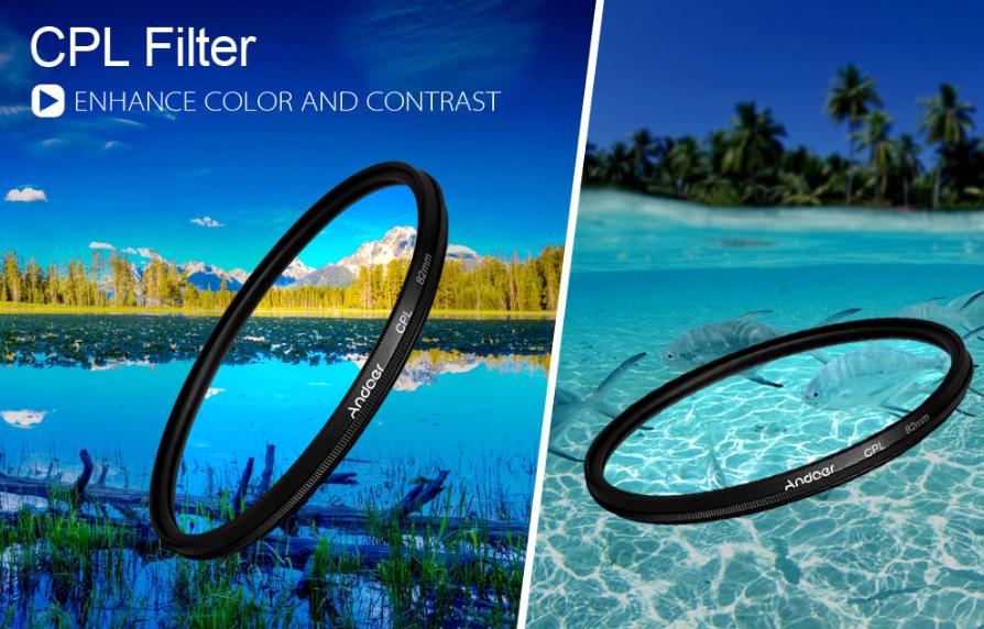 Filter CPL(Circular PolarizingFilter)