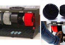 Máy đánh giày tự động được mọi người ưa chuộng