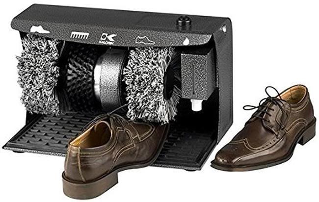 Máy đánh giày tự động rất được ưa chuộng