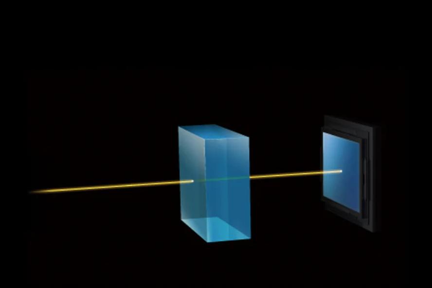 α7R II tận dụng tối đa hiệu suất của cảm biến hình ảnh