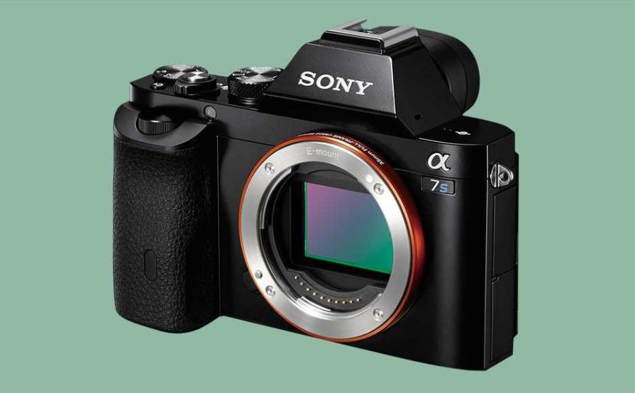 máy ảnh trang bị cảm biến full-frame