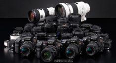 TOP máy ảnh của Sony bán chạy nhất