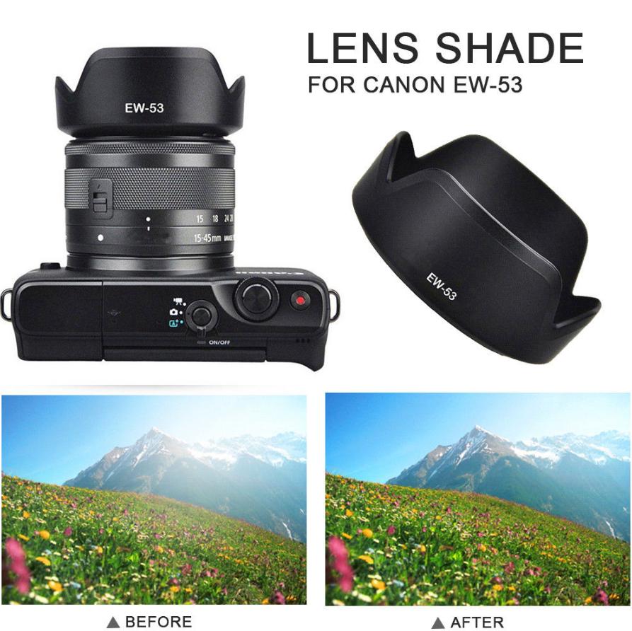 Lens hood còn được gọi là Lens shade