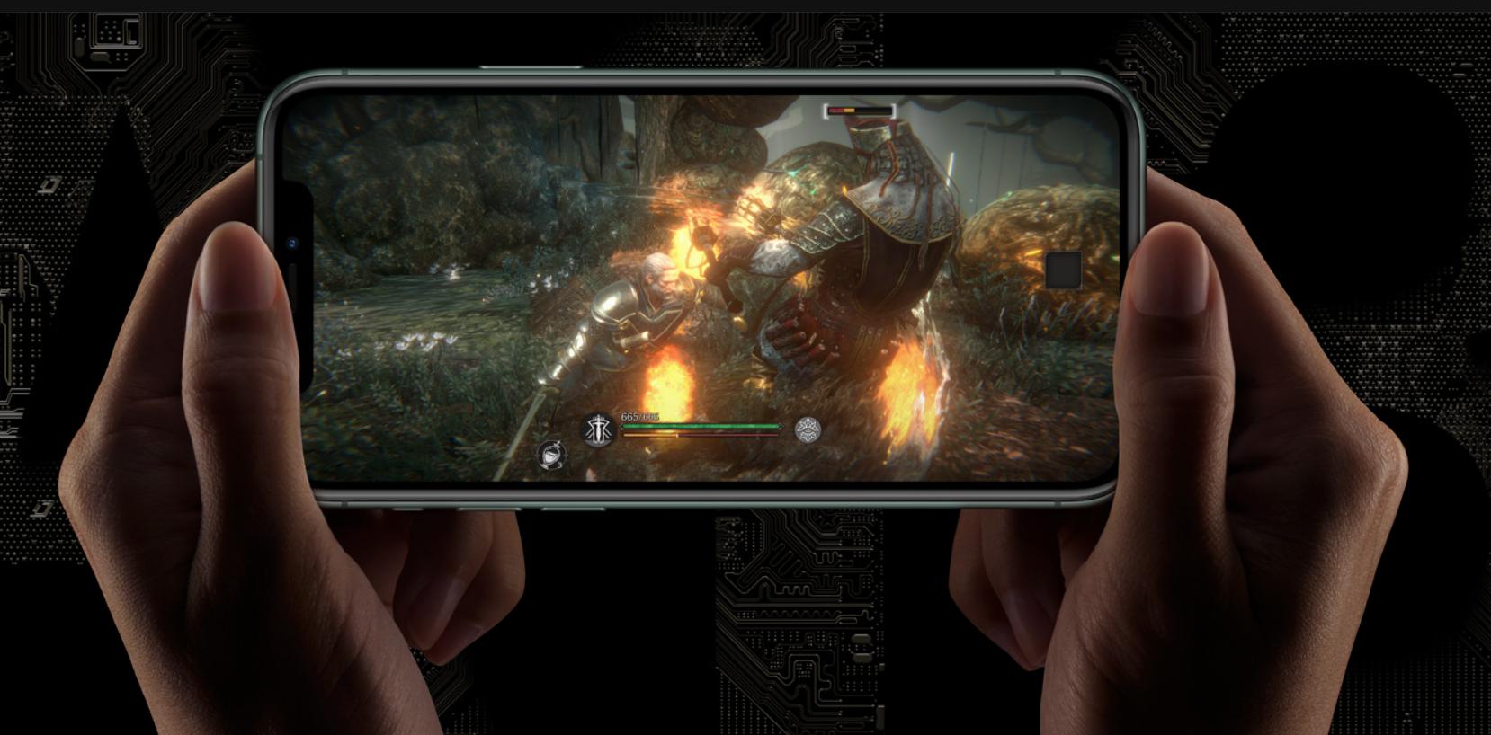 Chip A13 Bionic nhanh nhất từng có trong điện thoại thông minh