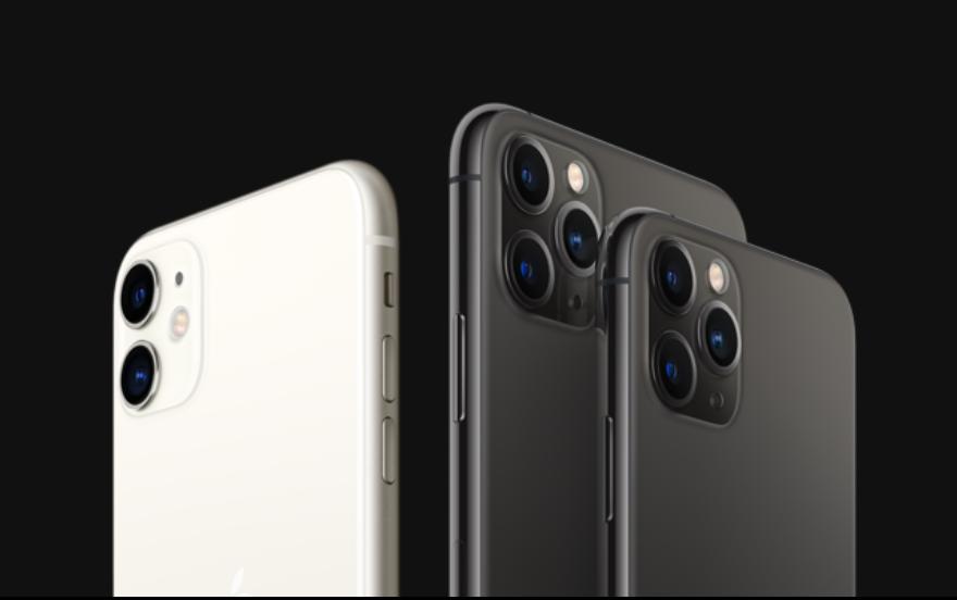 Cấu hình iPhone 11, iPhone 11 Pro và iPhone 11 Pro Max.