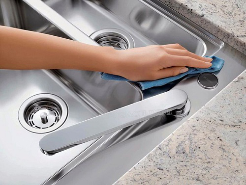 phương pháp làm sạch bề mặt kim loại hiệu quả