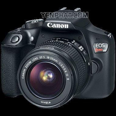 Máy ảnh Canon EOS Rebel T6 (1300D)