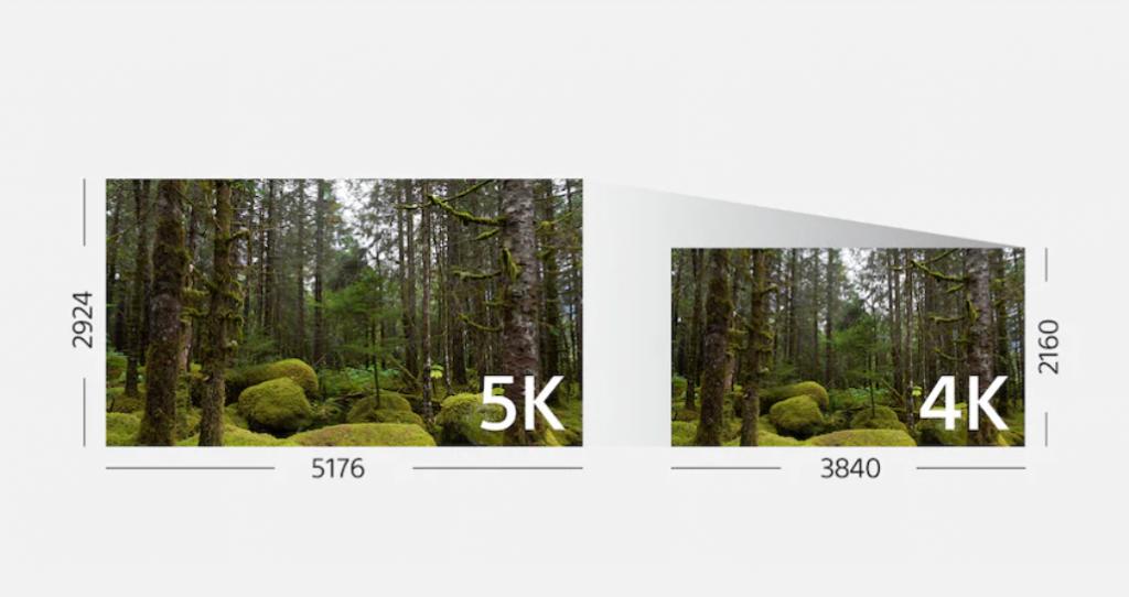 chất lượng hình ảnh 4K