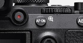 AF-ON để kích hoạt lấy nét tự động