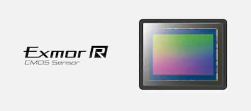 Cảm biến Exmor R™ CMOS full-frame
