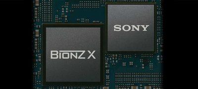 BIONZ X™ và LSI là ngoại vi mới tăng tốc độ xử lý