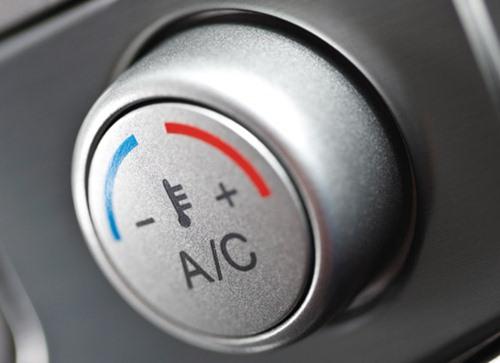 Kiểm tra bộ điều chỉnh kiểm soát không khí
