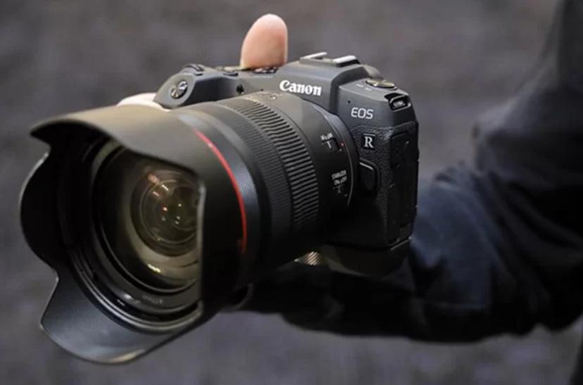 Canon là một dòng máy ảnh phổ thông