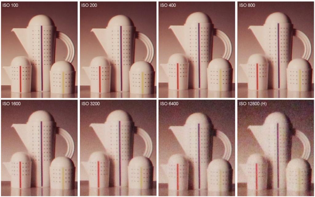 tránh tăng ISO quá cao để nhằm giảm lượng noise trong hình ảnh