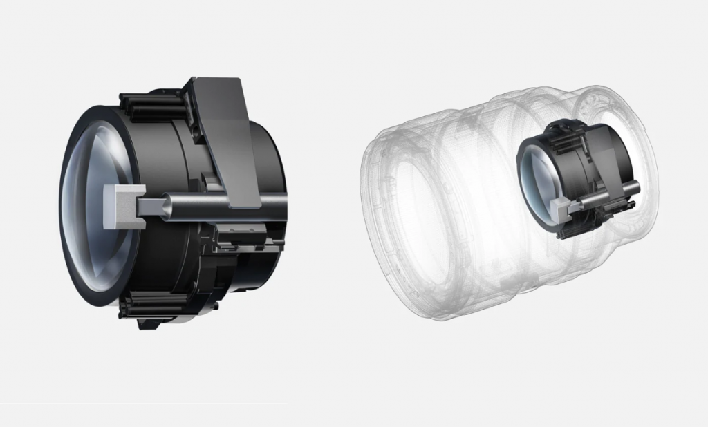 Lens zoomcó thể đáp ứng các nhu cầu thông thường