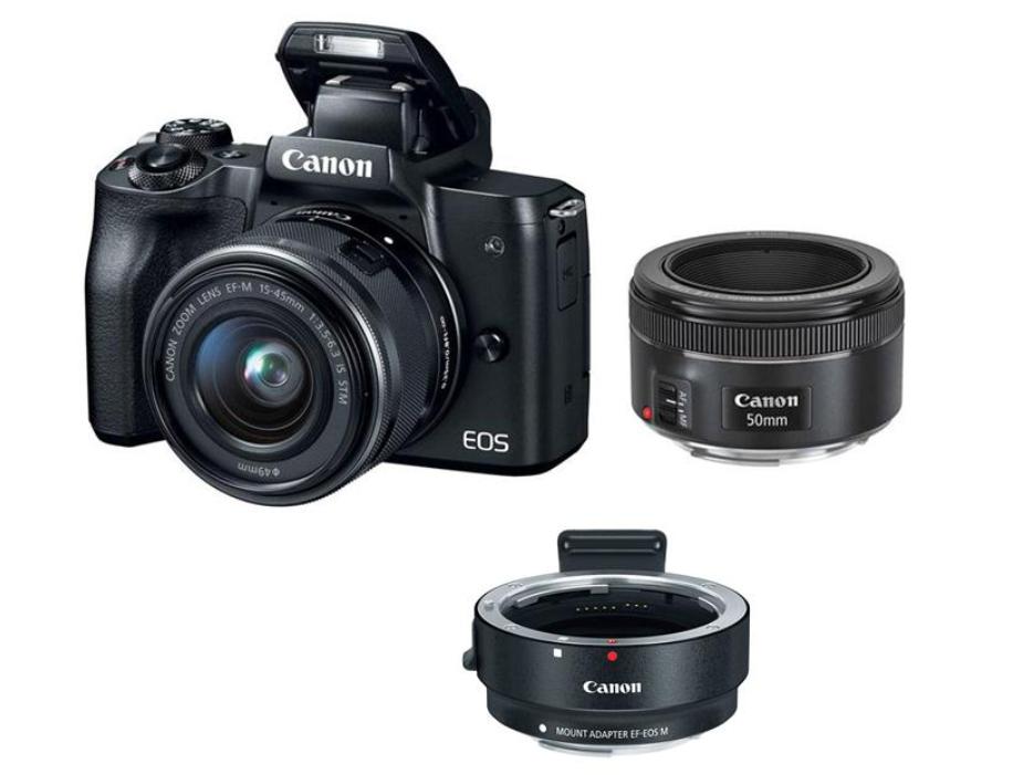 Ưu điểm của máy ảnh EOS