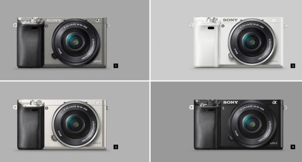 Sony a6000 là một máy ảnh E-mount đầu tiên có tính năng AF-A