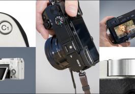 Sony A6000 nhỏ hơn và nhẹ hơn so với các máy DSLR