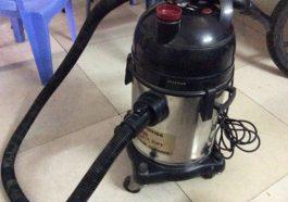 Mua máy hút bụi công nghiệp thanh lý dễ gặp nhiều rủi ro