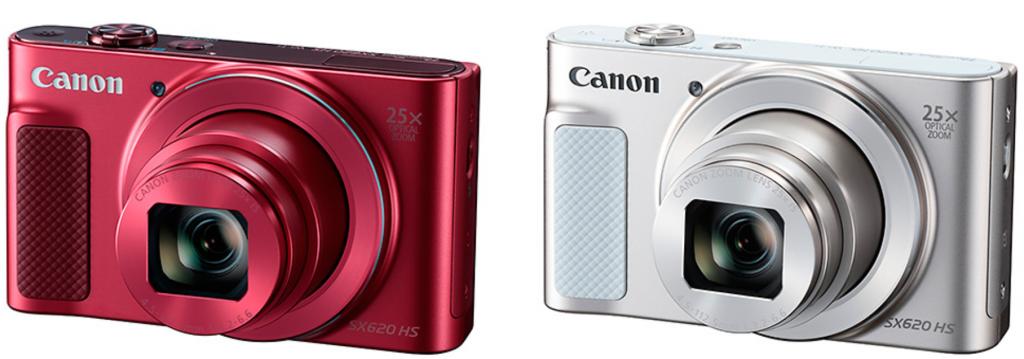 máy ảnh PowerShot SX620 HS sẽ tự động dò tìm các đối tượng trong khung