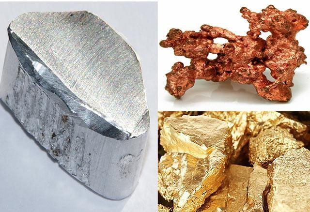 Mỗi chất liệu có điện trở suất khác nhau