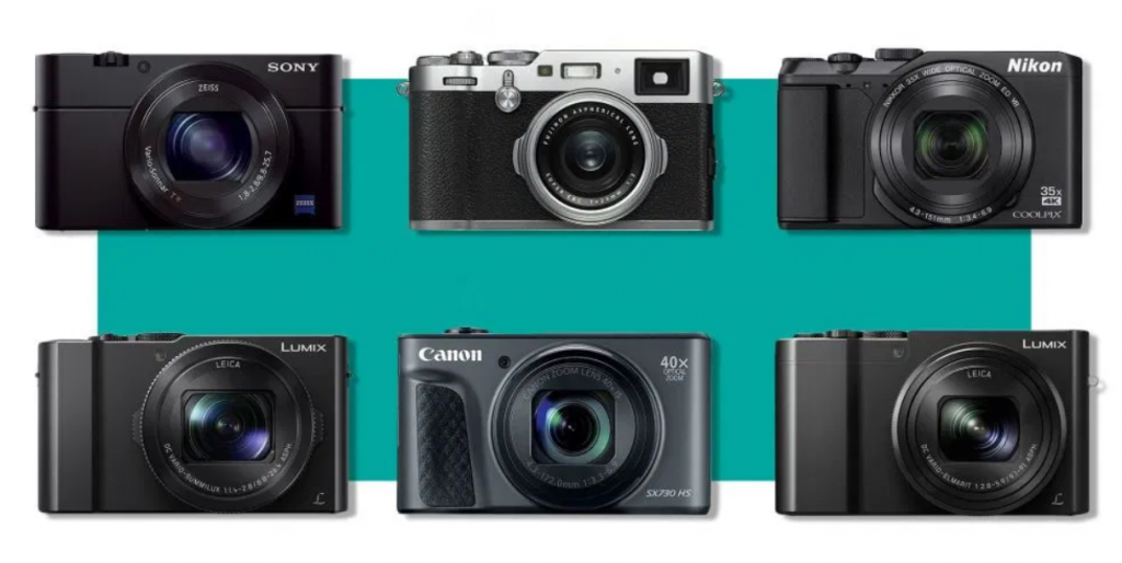 máy ảnh compact cao cấp