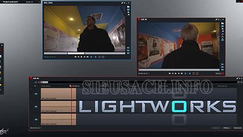 Chỉnh sửa video bằng các phầm mềm có bản quyền