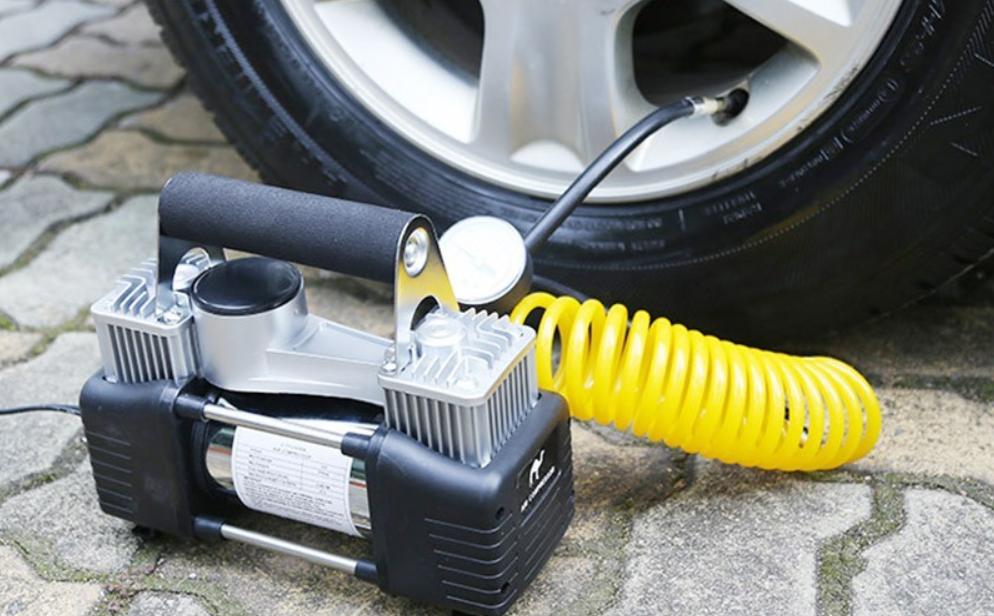 Lưu ý sử dụng máy bơm điện ô tô