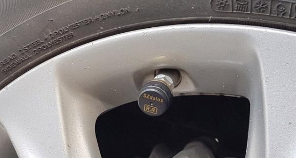 Cảm biến áp suất lốp chính là một trong những nhân tố quan trọng
