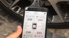 Tác dụng của cảm biến áp suất lốp ô tô