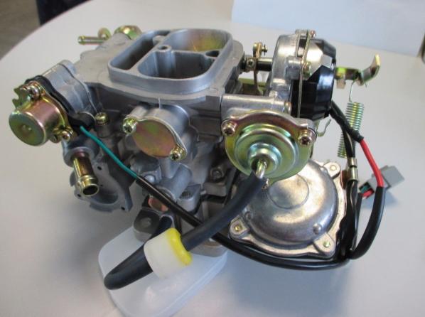 bộ chế hòa khí chính là học khuếch tán hay còn có tên gọi khác là buồng hòa khí