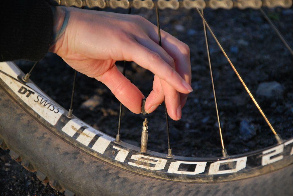 Hiệu quả mà áp suất lốp xe đạp mang lại khi lớn - nhỏ