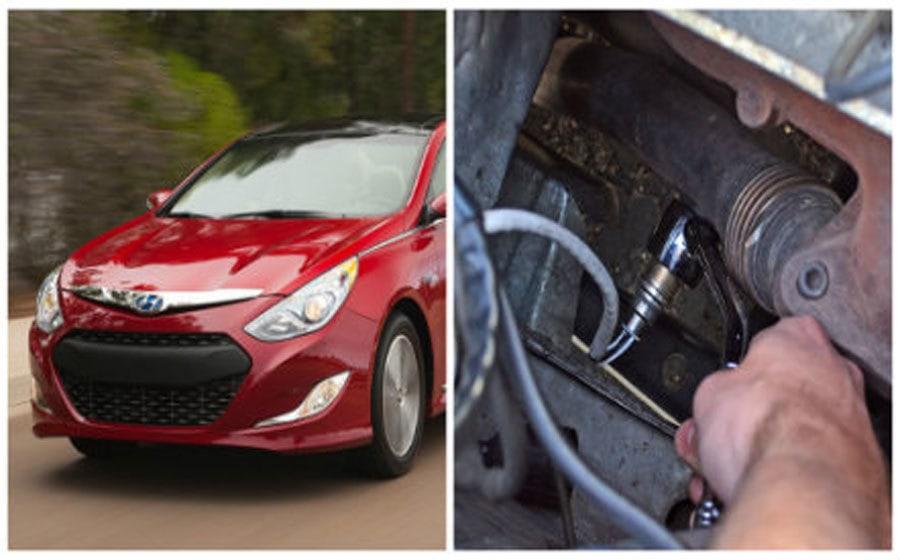 Hiện tượng xe ô tô chạy bị giật là gì