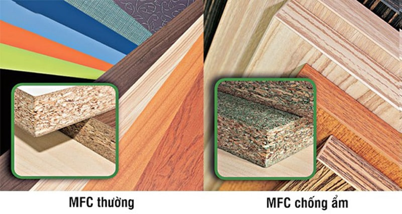 Ứng dụng của gỗ Mfc
